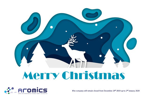 AROMICS wishes you Merry Christmas