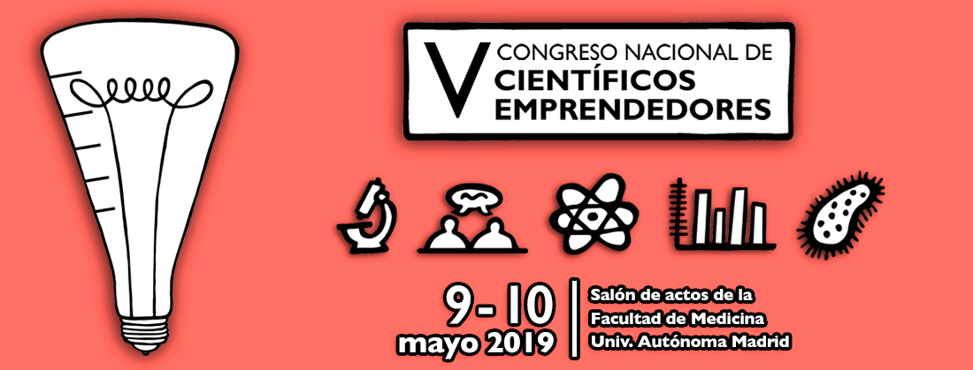 AROMICS in the 5th National Congress of Entrepreneur Scientists